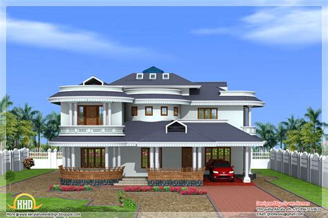 beautiful home exterior in 2446 square feet house design beautiful 4 bedroom kerala home exterior home appliance