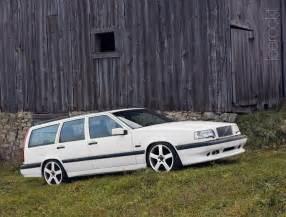 White Volvo 850 Sweet White Volvo 850 Wagon Swedish Fanatics