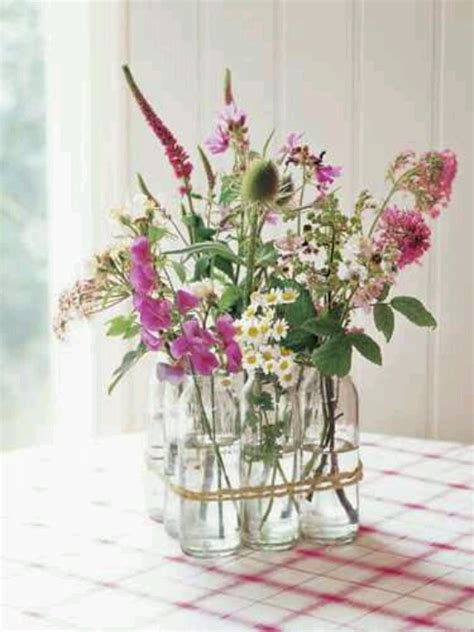 beautiful arrangement beautiful country flower arrangement