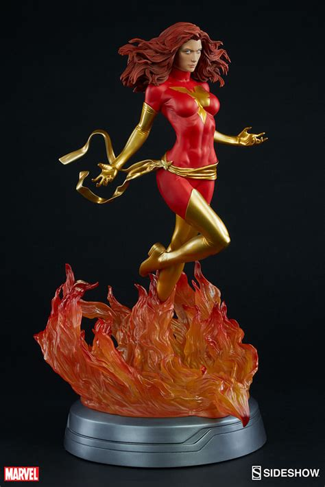 Statue Pf Sideshow Phonix Exc marvel premium format tm figure by sideshow co sideshow collectibles