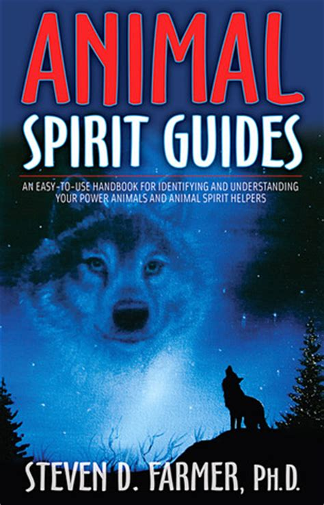 spirit books animal spirit guides an easy to use handbook for