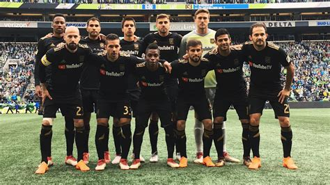 Los Angeles Fc 1x1 De Los Angeles Fc Y Vela Claves A La Ofensiva