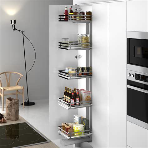 Titan Kitchen by Titan Pantry Column Flat Menage Confort