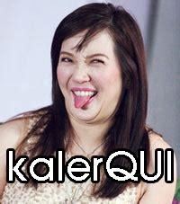 Kris Aquino Meme - 24 7 bebenta sa yo lolo saan ka galing dina apo karen
