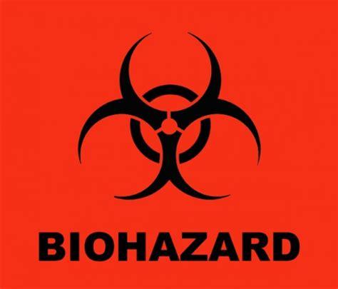 printable biohazard label biohazard sign printable cliparts co