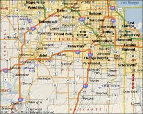 Google local map of joliet will county satellite image and map