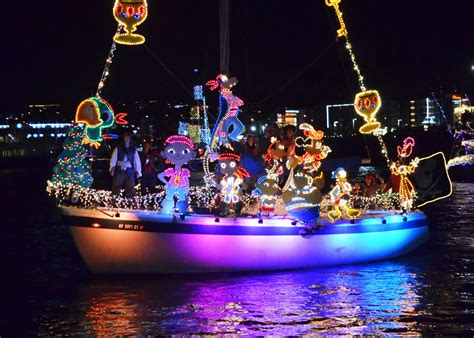 san diego bay parade of lights other lights 2018