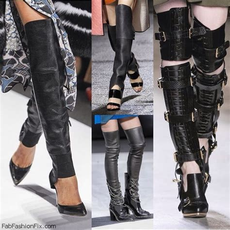 Almost Boot Trendy style guide how to wear the knee boots this winter