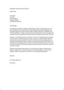 4 resignation letter reason for leaving expense report
