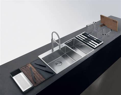 cucina lavello lavello doppia funzione intelligente e salvaspazio cose