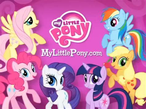 Commercials   My Little Pony Friendship is Magic Wiki