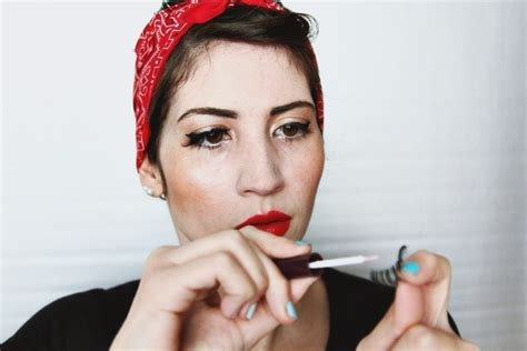 pin up makeup tutorial how pin up makeup tutorial ft timid lashes 183 how to create a