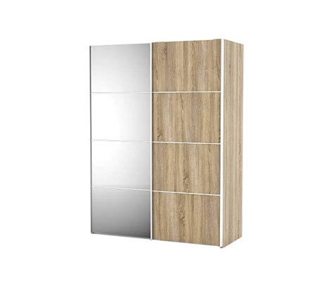 Armoire But by Armoire 2 Portes Coulissantes Glass Imitation Ch 234 Ne