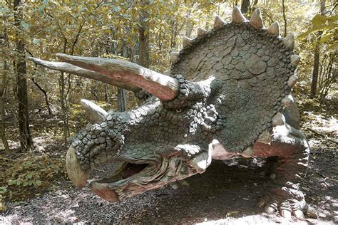 Marblehead Dinosaurs Now At Farm Equipment Business The