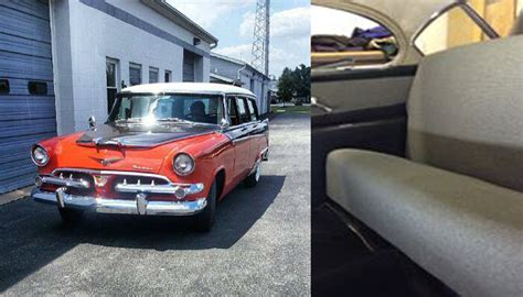 Classic Car Upholstery Repair by Classic Car Upholstery Repair Delaware