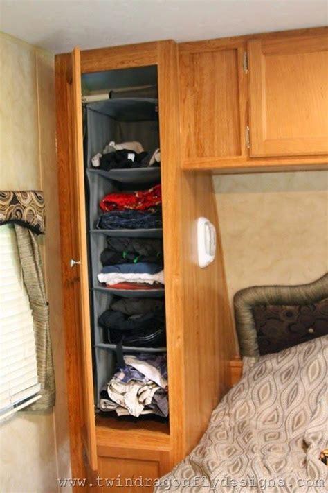 25 best ideas about travel trailer organization on