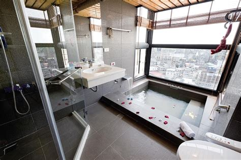 modern stone bathroom modern bathrooms with spa like appeal