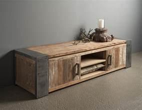 cambridge tv meubel industrieel 180cm markus john