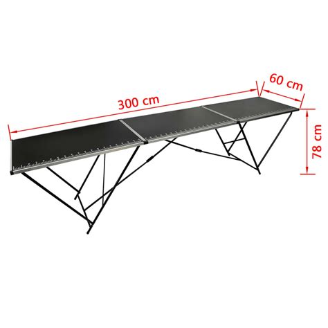 tavolo di lavoro tavolo di lavoro per carta da parati alluminio acciaio
