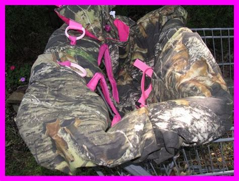 mossy oak pink camo chair shopping cart cover high chair cover mossy oak
