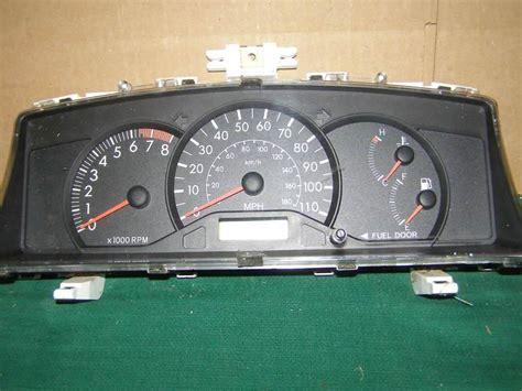 buy car manuals 2005 toyota corolla instrument cluster sell 2004 2005 2006 2007 2008 toyota corolla ce speedometer cluster 34k motorcycle in