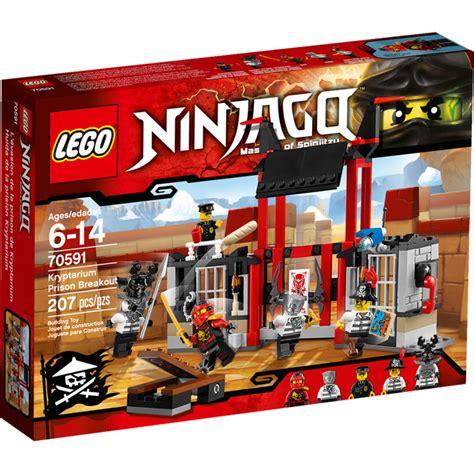 Lego Ninjago 70591 lego kryptarium prison breakout set 70591 brick owl lego marketplace