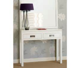 Small white console table small console table choices