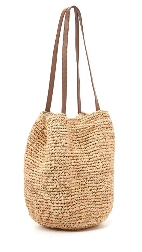 Slouch Bag Hat hat attack slouchy tote in lyst