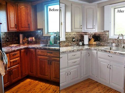 can you paint kitchen cabinets with chalk paint chalk paint kitchen cabinets before and after http www