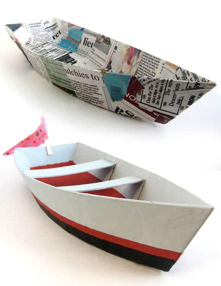 cardboard boat craft mollymoocrafts a new addition to the fleet mollymoocrafts