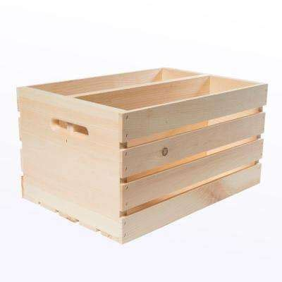 wood storage bins cubes totes the home depot