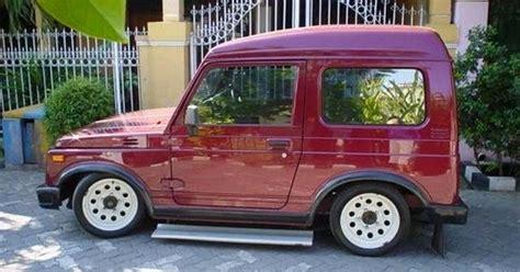 Accu Mobil Lancer modifikasi mobil katana ceper oto trendz