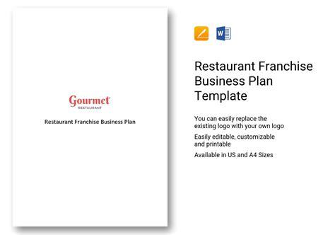 Franchise Business Plan Template 9 Franchise Business Plan Template 2019 01 19 Franchise Business Template