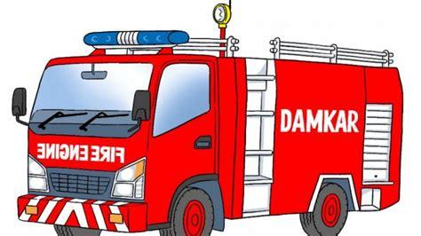 Kaos Pemadam Logo Mobil Damkar daftar alamat dan telepon dinas pemadam kebakaran jakarta