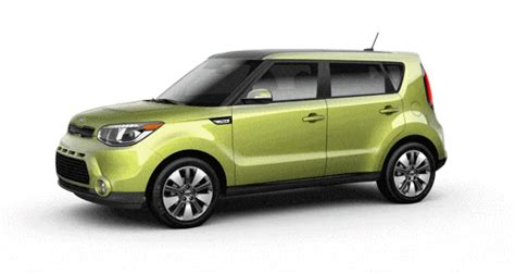 Kia Soul Exclaim 2014 Kia Soul Exclaim Gif Colors Soul Slider