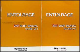 how to download repair manuals 2007 hyundai entourage head up display 2007 hyundai entourage electrical troubleshooting manual original