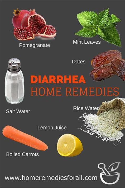 Detox Diarriah by 17 Best Ideas About Diarrhea Remedies On