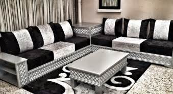 indogate salon marocain moderne enbois