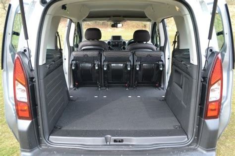 most comfortable van to drive peugeot partner tepee outdoor carwow first drive carwow