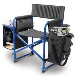the backpack cooler chair hammacher schlemmer