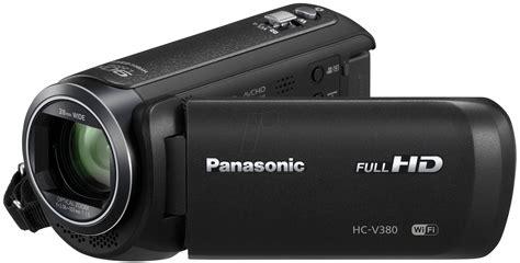 camcorder digital panasonic hcv380 digitaler camcorder hd hc v380