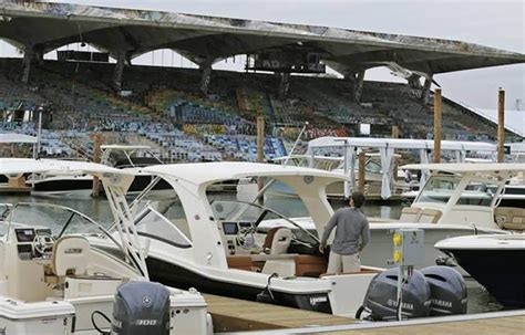 getting to miami boat show miami boat show one of the largest world nautical events