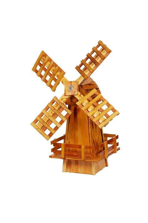 wooden decor windmill amish made wooden windmill small wood crafts