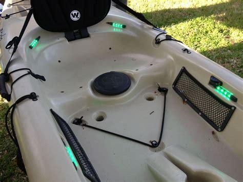 kayak lights for fishing kayak fishing lights supernova fishing lights