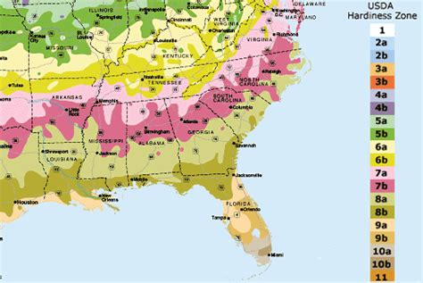 Us Zones For Gardening - zone map proven winners