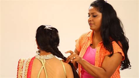 how to do indianpakistani bridal braid hairstyle for simple indian hairstyle step by step hairstyle for indian