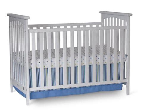 Child Craft Crib Replacement Parts by Child Craft Monterey 3 In 1 Stationary Crib Matte White