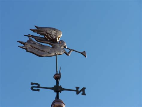 A Weather Vane Weather The Value Of Custom Weather Vanes