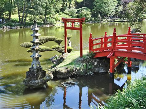 Portique De Jardin Japonais 4599 by Portique Japonais Zoom Sur Le Torii Ooreka
