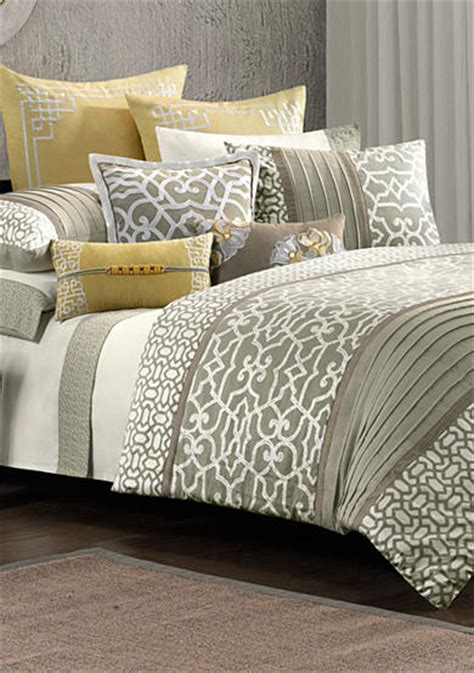 natori bedding n natori fretwork bedding collection belk